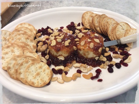 Boursin Cheese and figs